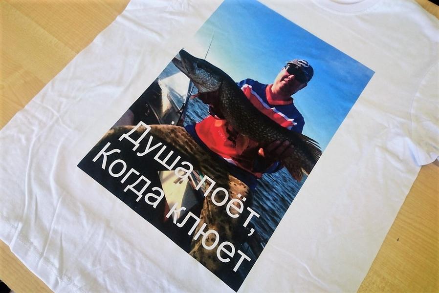 Открытки, как печатают картинки на футболках